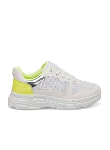 Polaris Spor Ayakkabı Sarı